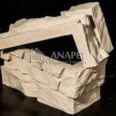 Rohové betonové obklady