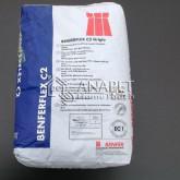 Lepidlo-exteriérové-BENFERFLEX-C2-TE-S1-šedý-25kg